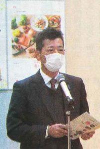 前田組合長