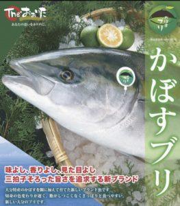大分県漁協かぼすブリ